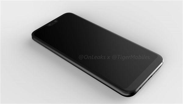 Huawei P20 Lite показали на 3D-рендере – фото 2