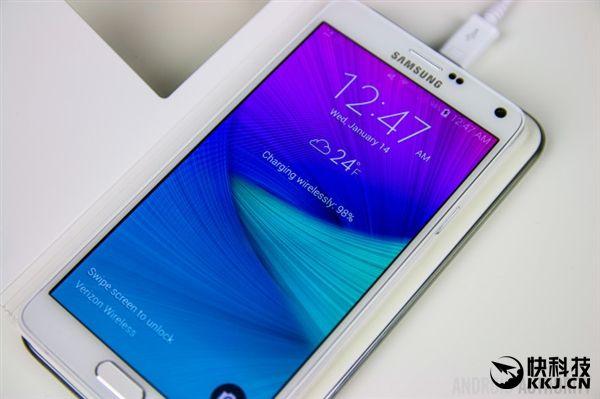 Samsung Galaxy Note 6 оснастят технологией инфракрасной фокусировки по аналогии с Lenovo Vibe Shot – фото 1
