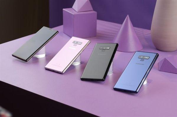 Samsung Galaxy Note 9 чаще других смартфонов тестировали в AnTuTu в апреле – фото 1