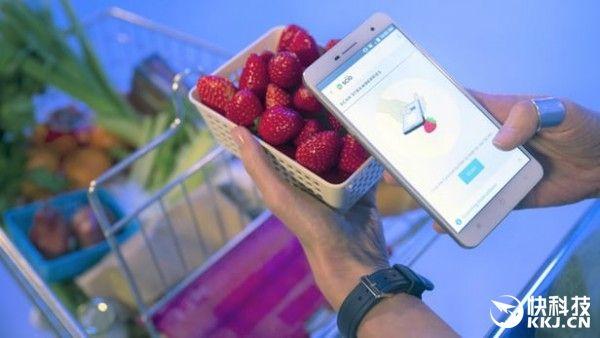Changhong H2 – первый смартфон с молекулярным датчиком – фото 1