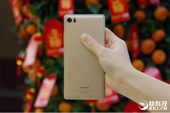 Gionee S8: новое фото показывает цельнометаллический корпус, оригинальное размещение антенн и измененный логотип – фото 2