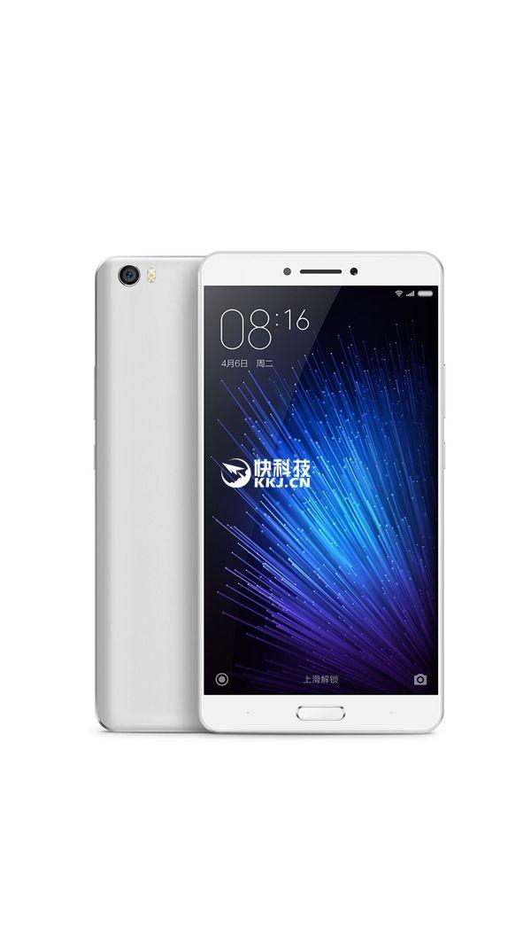 Фаблет Xiaomi Max будет выглядеть как увеличенная копия флагмана Mi5 – фото 1