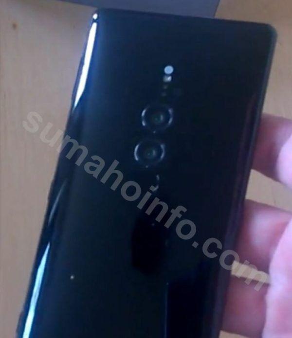 Sony Xperia XZ3 позирует на «живых» снимках – фото 1