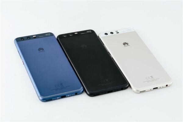 Huawei P10 и P10 Plus: официально дебютировали флагманы разных цветов с камерами от Leica – фото 3