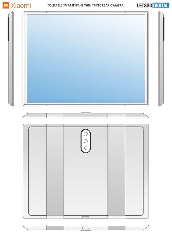 Мечты о новом гибком смартфоне Xiaomi