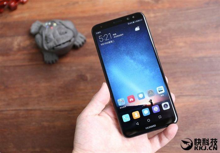 Анонс Huawei Maimang 6: безрамочный и четыре камеры – фото 8