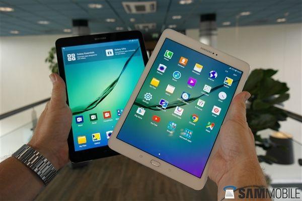 Планшет Samsung Galaxy Tab S3 получит Snapdragon 652 и будет выпускаться с 8'' и 9,7'' QXGA дисплеями – фото 1