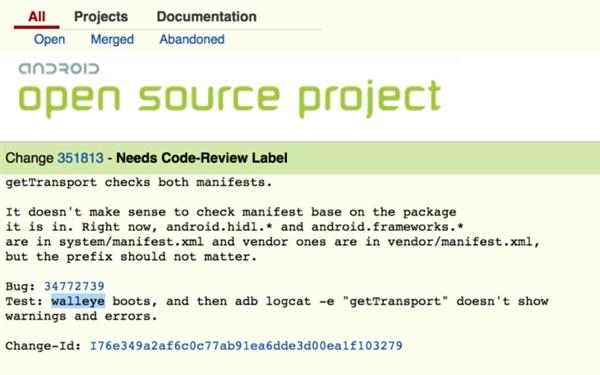 Google Pixel 2: в разработке смартфоны с кодовыми именами Muskie и Walleye с Android 8.0 – фото 2