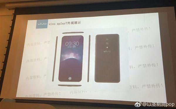 Vivo Xplay 7: мощный полноэкранный смартфон, где  сканер отпечатков пальцев встроен в дисплей – фото 3