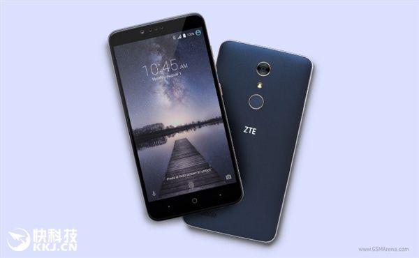 Фаблет ZTE ZMax Pro с 6-дюймовым дисплеем, процессором Snapdragon 617 и системой Android 6.0 будет стоить всего около $100 – фото 1