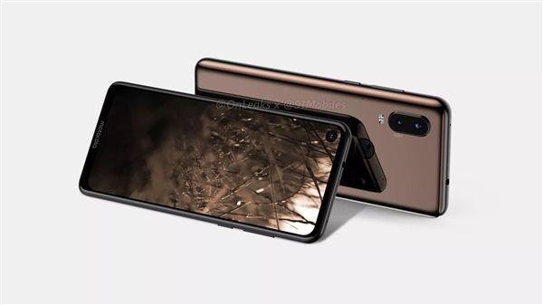 Moto P40 с «дыркой» в экране и 48 Мп камерой на 3D-рендере – фото 4