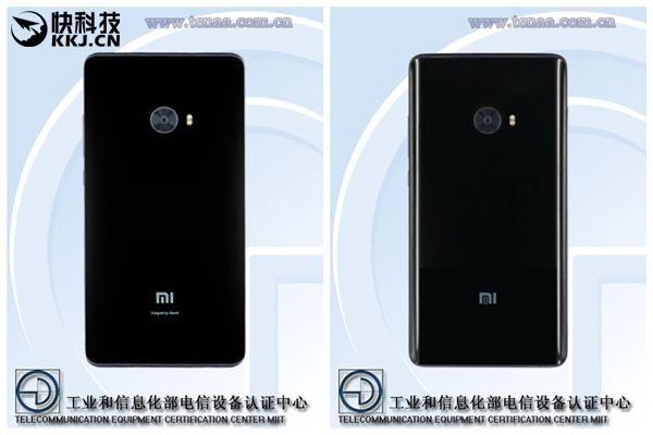 Xiaomi готовит плоскую версию Mi Note 2? – фото 3