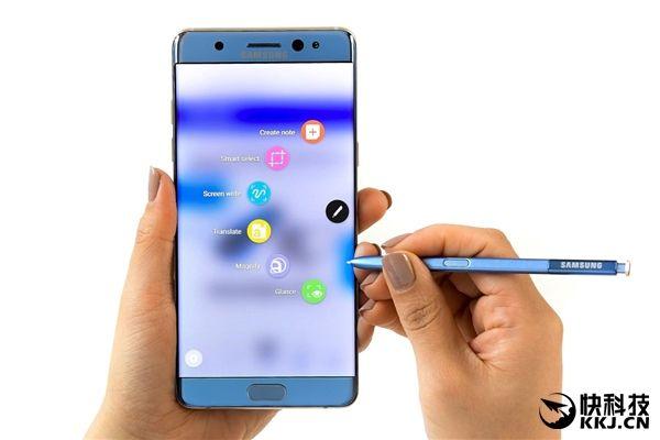 Жизненный цикл Samsung Galaxy Note 7 составил всего 47 дней! – фото 1