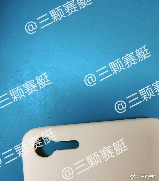Чехол Meizu E2 демонстрирует месторасположение вспышки – фото 2