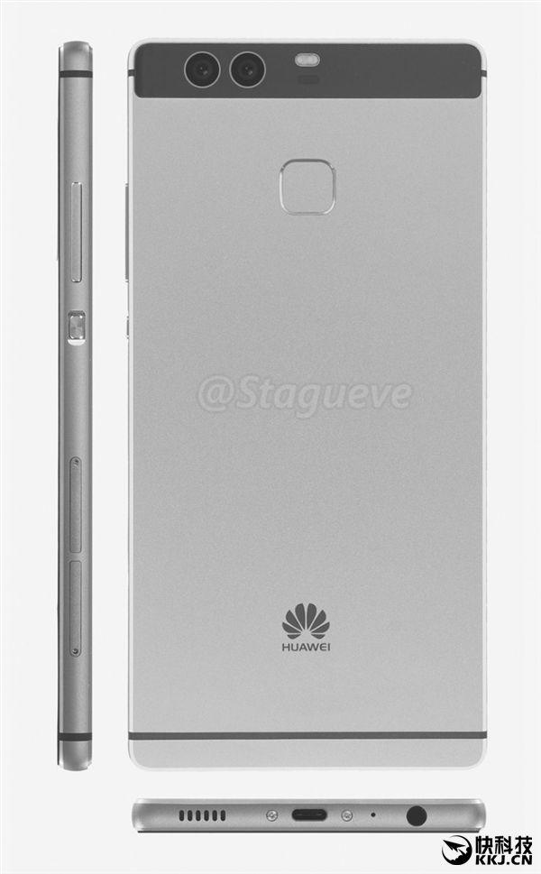 Kirin 955 и 4 Гб оперативной памяти появится только в Huawei P9 Max (Plus) – фото 2