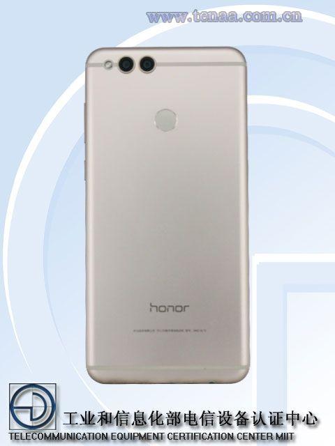 Huawei Honor 7X с чипом Kirin 659 и экраном с соотношением сторон 18:9 сертифицирован в TENAA – фото 3