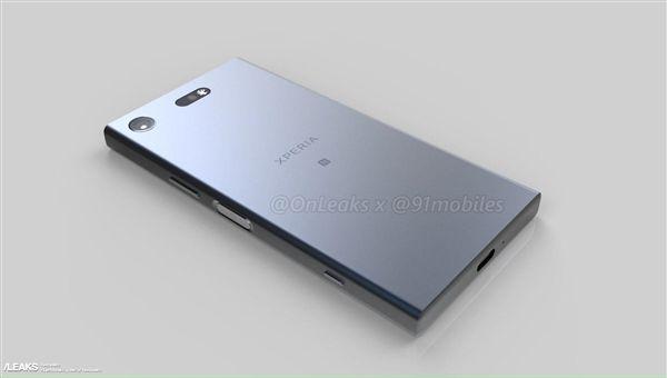 Рендеры флагмана Sony Xperia XZ1 Compact. Одной правой – фото 5