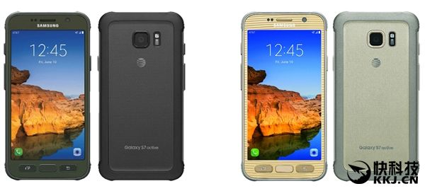 Samsung Galaxy S7 Active с процессором Snapdragon 820 получит аккумулятор на 4000 мАч и корпус толщиной менее 10 мм – фото 1