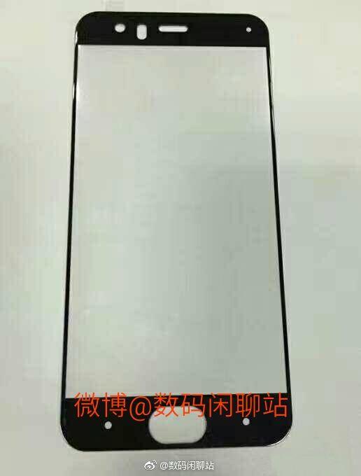 Фото фронтальной панели Xiaomi Mi6 указывает на присутствие сканера радужки глаза – фото 2
