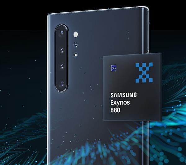 Представлен процессор Exynos 880 для 5G-середнячков – фото 2