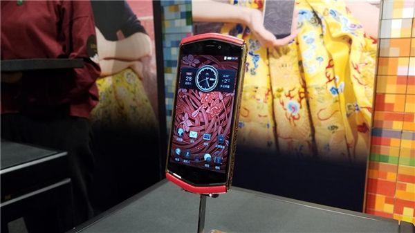 Китайцы создали смартфон с 30 Мп фронтальной камерой – фото 1