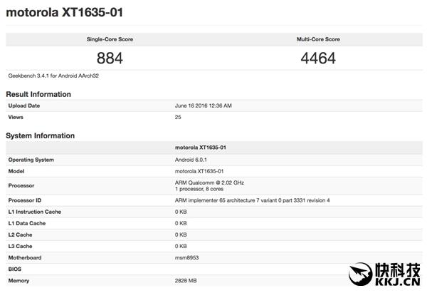 Motorola Moto Z Play получит процессор Snapdragon 625 (MSM8953) и будет стоить около $304 – фото 2