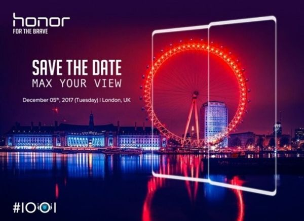 Huawei Honor V10: раскрыли характеристики и ценники на смартфон – фото 1