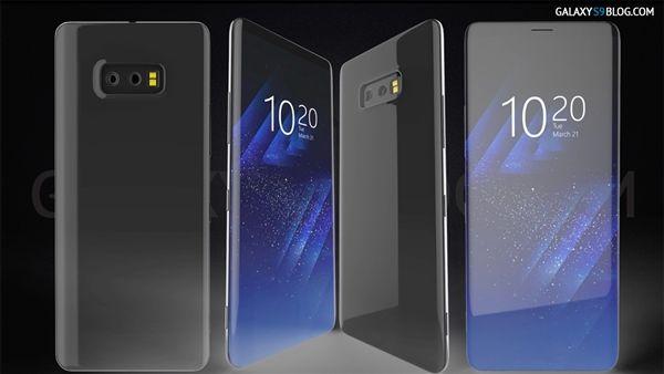 Концепт Samsung Galaxy S9. Ребята из Samsung так смогут? – фото 1
