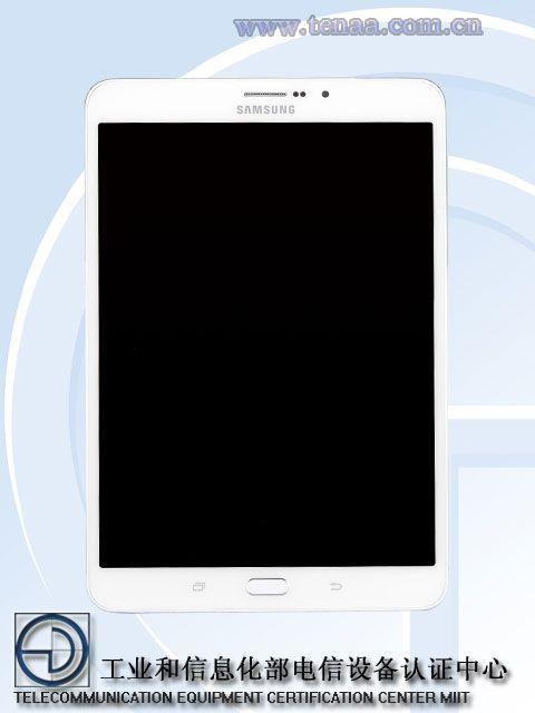 Планшет Samsung Galaxy Tab S3 с процессором Snapdragon 652 и корпусом толщиной всего 5,6 мм засветился в TENAA – фото 3