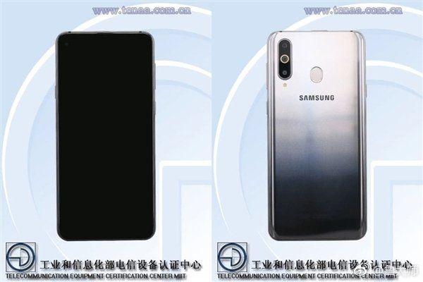 Опубликованы характеристики Samsung Galaxy A8s – фото 1