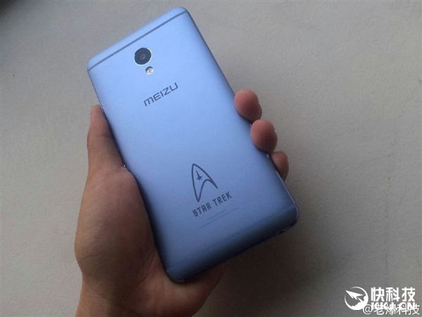 Meizu M3E (Blue Charm E) получит версию Star Trek Edition – фото 4