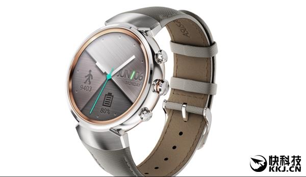 Смарт-часы Asus ZenWatch 3 тоньше и дешевле, чем Samsung Gear S3 – фото 2