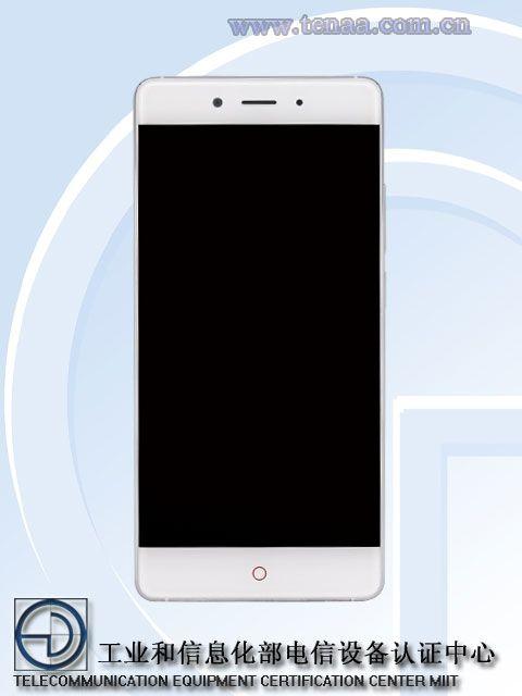 ZTE Nubia Z11 c Snapdragon 820 и 16 Мп камерой сертифицирован в Китае – фото 1