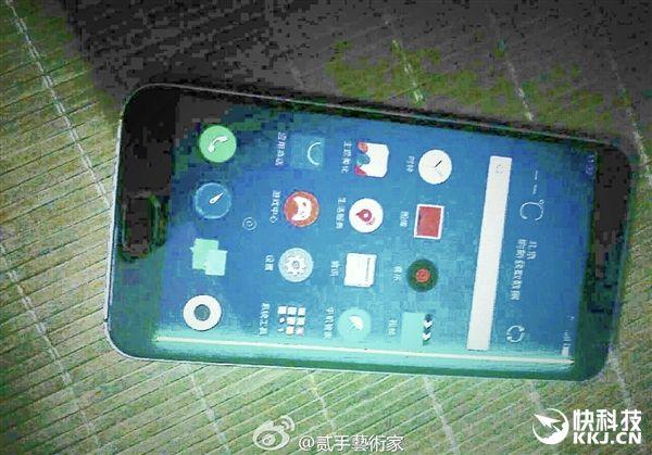Meizu MX6 Edge или Pro 6 Edge получит изогнутый как у Vivo Xplay 5 дисплей – фото 4