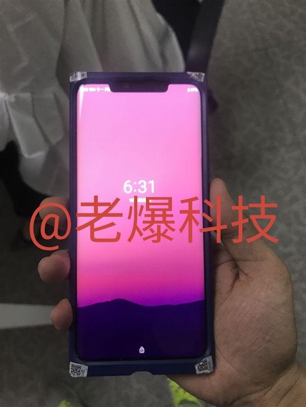 Huawei Mate 20 Pro вновь засветился на живых снимках – фото 4