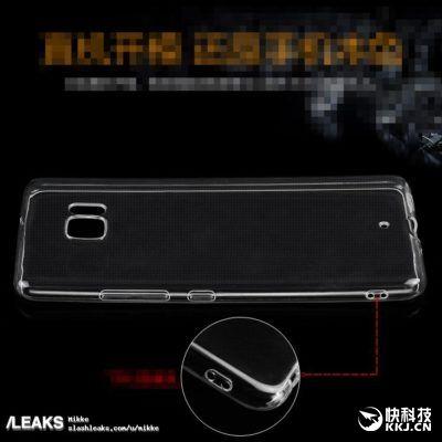 Рендеры чехла показывают возможные особенности HTC Ocean (HTC 11) – фото 4