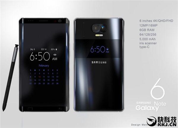 Samsung Galaxy Note 6 оснастят технологией инфракрасной фокусировки по аналогии с Lenovo Vibe Shot – фото 2