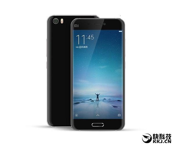 Xiaomi Mi5: изогнутый дисплей и тыльная панель на фото – фото 5