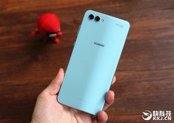 Безрамочный Huawei Nova 2s на базе Kirin 960 представлен – фото 6
