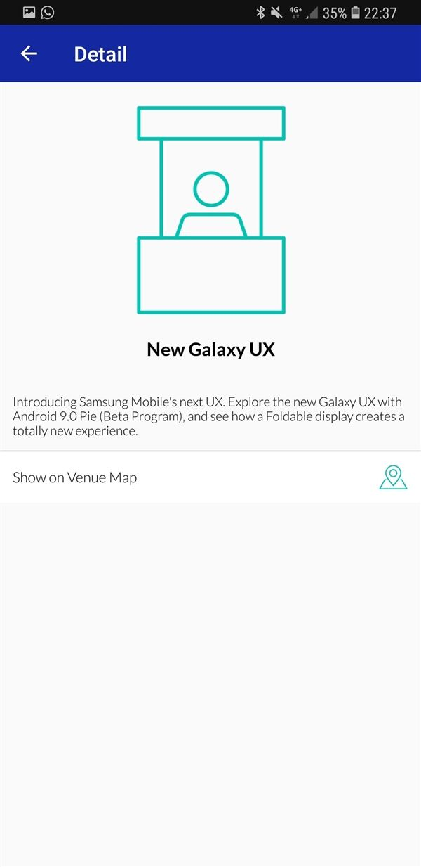 Новые подробности о сгибающемся смартфоне Samsung – фото 2