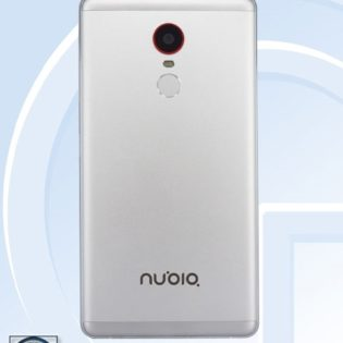Nubia Z11 Max: китайцы показали рендер фаблета – фото 2