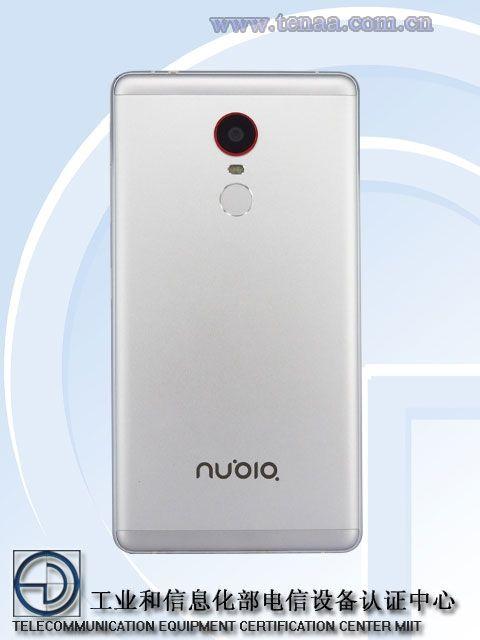 Nubia Z11 Max с 8-ядерным Snapdragon 652 и 6-дюймовым экраном сертифицирован в TENAA – фото 2