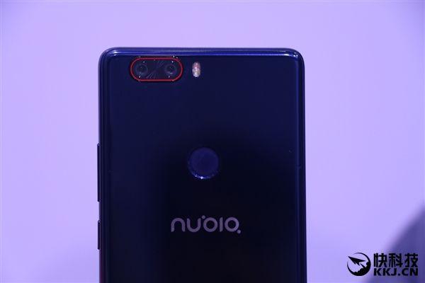 Синий Nubia Z17 и 8 Гб оперативной памяти в стандартной версии – фото 9