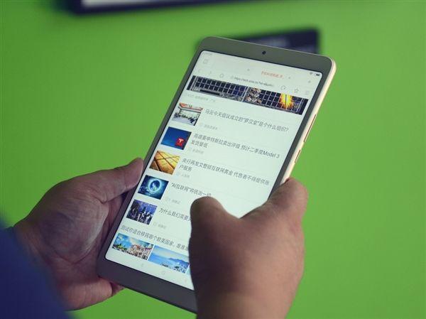 Галерея «живых» фото Xiaomi Mi Pad 4 – фото 5