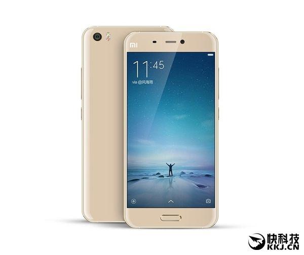 Xiaomi Mi5: изогнутый дисплей и тыльная панель на фото – фото 8