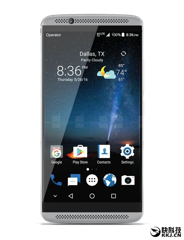ZTE Axon 7 mini: уменьшенная версия флагмана с 5,2-дюймовым Super AMOLED-экраном и Snapdragon 617 – фото 1