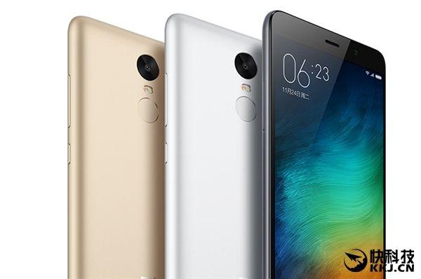 Xiaomi Redmi Note 3 Pro: официально представлена обновленная версия Redmi Note 3 с Snapdragon 650 – фото 2