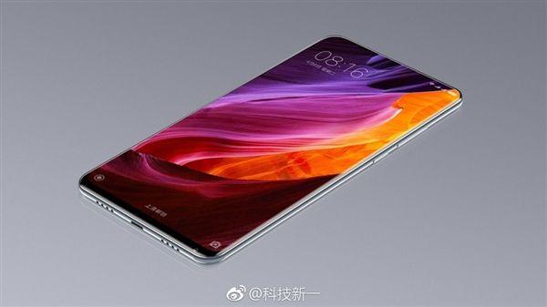 В сеть попали снимки прототипа Xiaomi Mi Mix 2 – фото 1