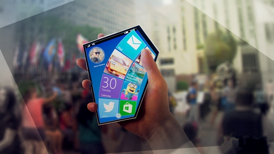Nokia Prisma - концепт пятиугольного смартфона будущего – фото 2