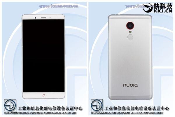 Nubia Z11 и Z11 Max: характеристики и изображения двух новинок компании ZTE – фото 1